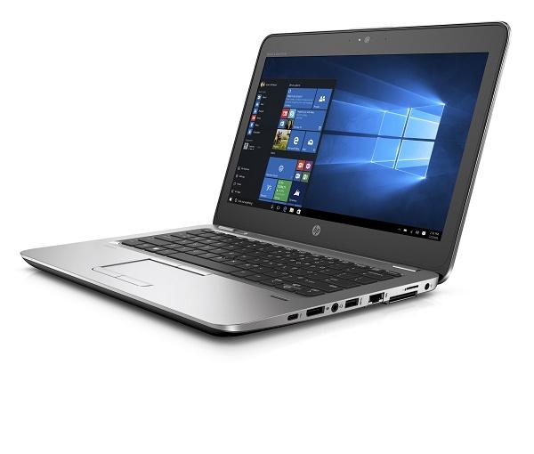 """HP EliteBook 725 G3 A10 Pro-8700B 12.5"""" HD CAM, 4GB, 500GB, ac, BT, FpR, backlit kbd, Win 10 Pro downgraded"""