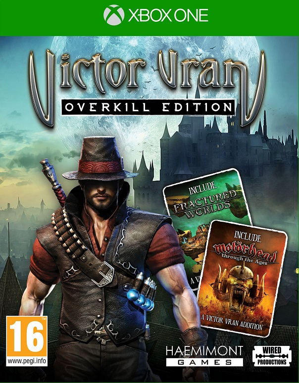 XBOX ONE - Victor Vran: Overkill Edition