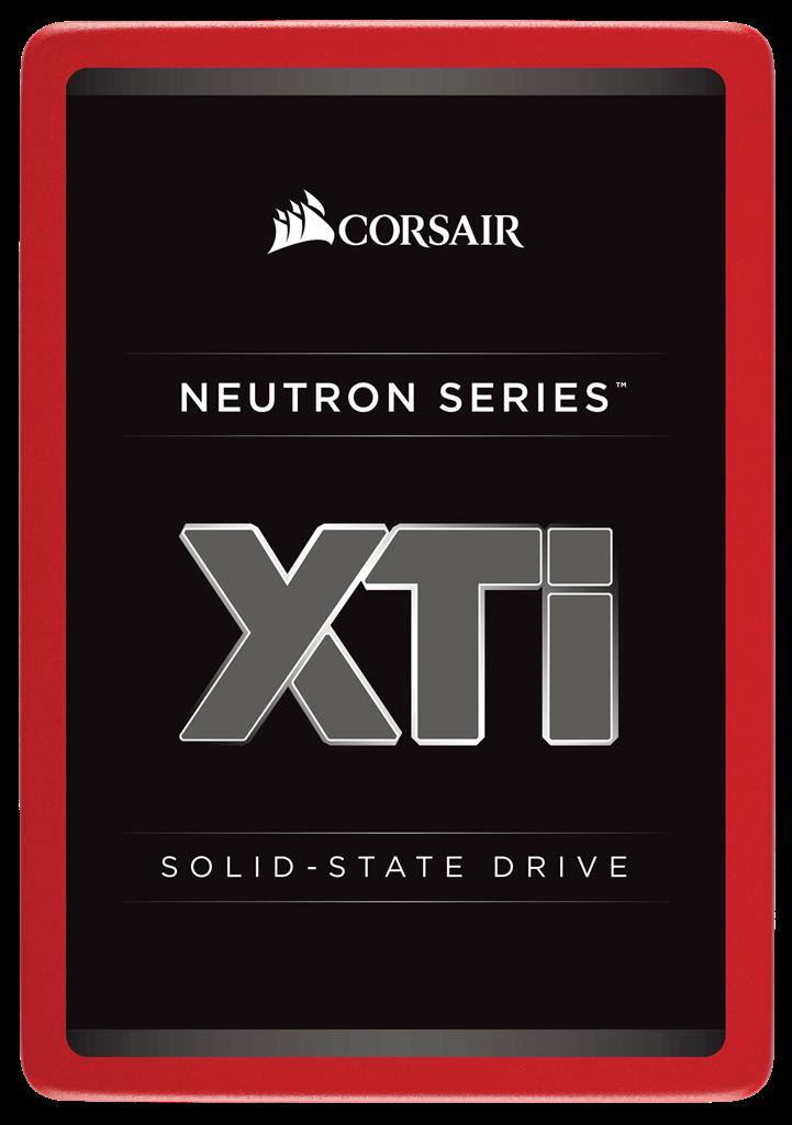 Corsair SSD Neutron XTi Series 480GB SATA III MLC 2.5'' (560MB/s; 560MB/s), 7mm