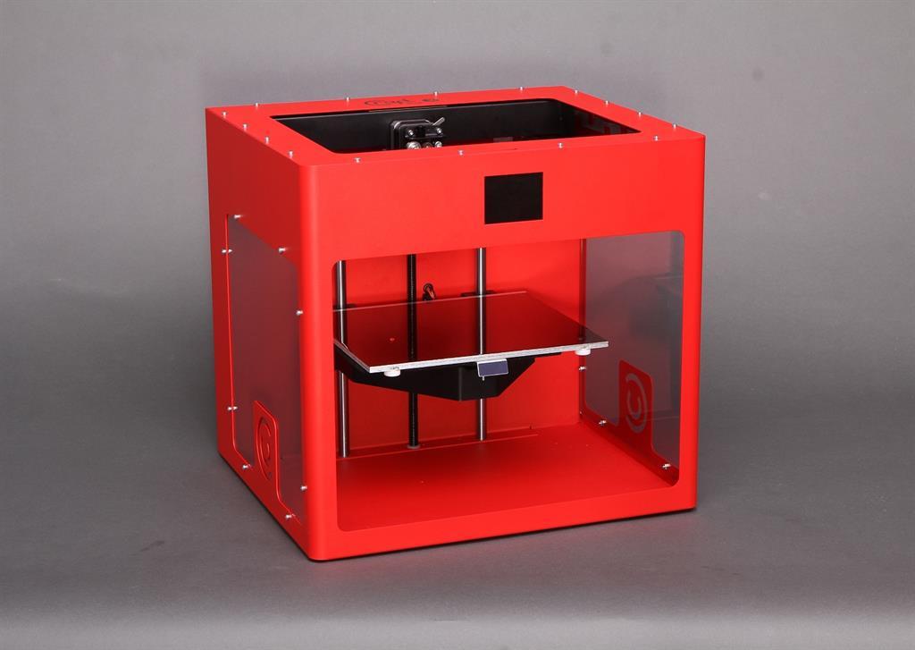 Printer 3D, CRAFTBOT 2 (RED)