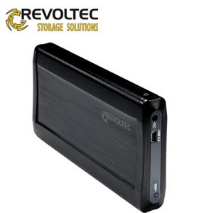 Revoltec externí box pro HDD 2.5'', Alu-Line EX205, SATA do USB 2.0