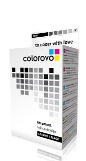 Inkoust COLOROVO 301-BK-XL | Black | 11 ml | HP 301 XL (CH563EE) renovace