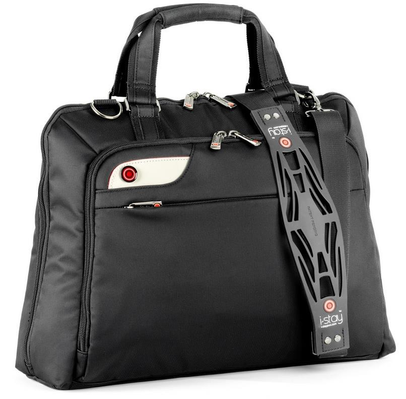 I-stay Launch Ladies Laptop Bag 15.6'' black