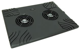 Titanum TA102 ZONDA Chladicí podložka pod NTB 15.6'', 2 vent.