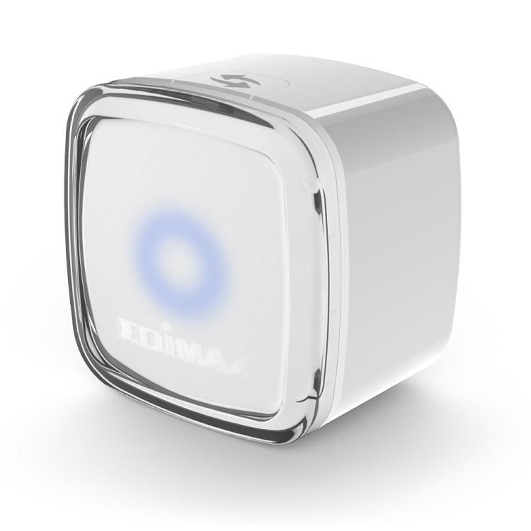 Edimax N300 Smart WiFi Extender/Repeater with EdiRange App, LED