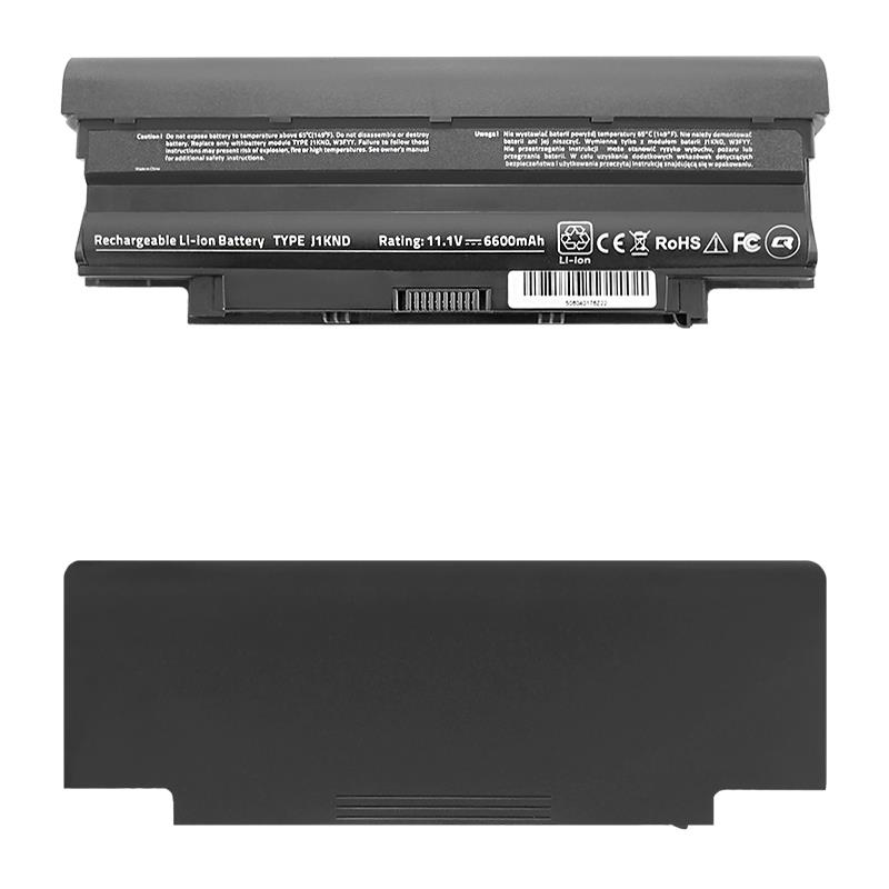 Qoltec Long Life baterie pro notebooky - Dell N4010 14R | 6600mAh | 11.1V