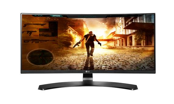 LG Monitor 29UC88-B 29'' IPS, 2560x1080, 5ms, HDMI, curved, speakers