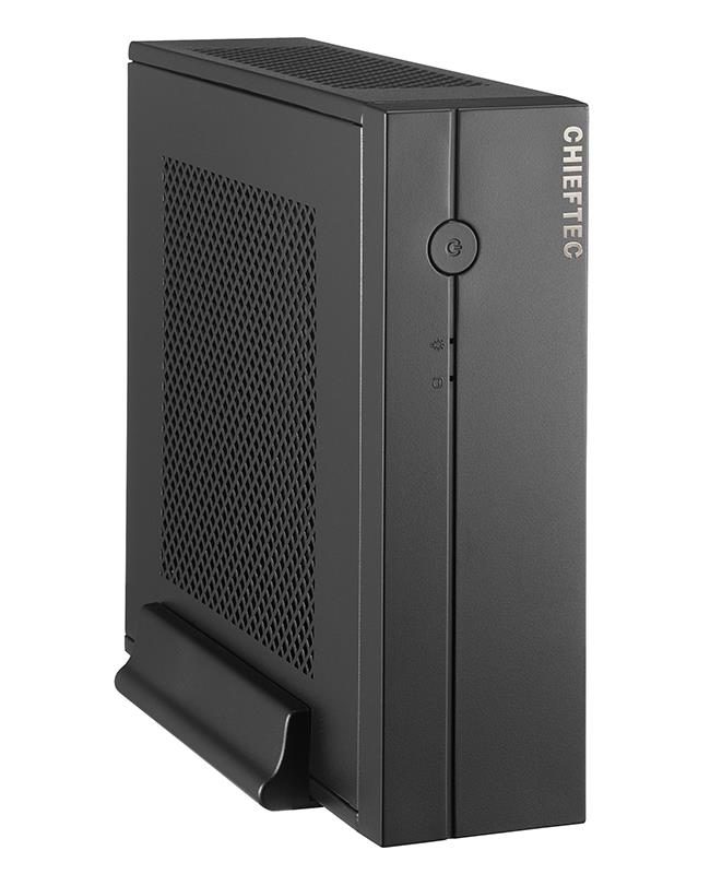 Chieftec PC skříň IX-01B-85W, zdroj 85W, ITX tower