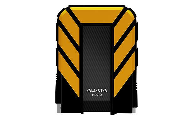 ADATA HD710 DashDrive™ Durable 2TB ext. HDD, USB3.0, water/shock proof, žlutý