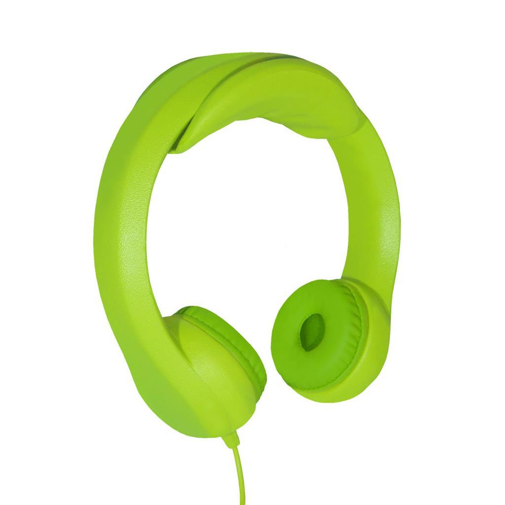 ART Headphones for kids AP-T01G green
