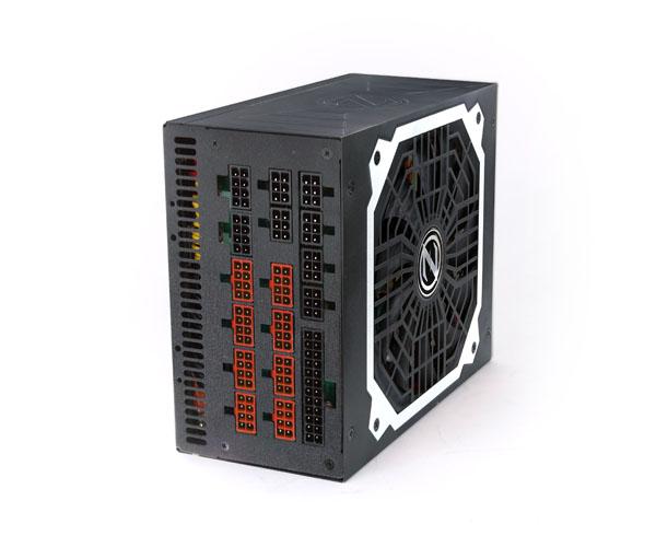 Zdroj Zalman ZM1200-ARX 1200W 80+ Platinum, aPFC,