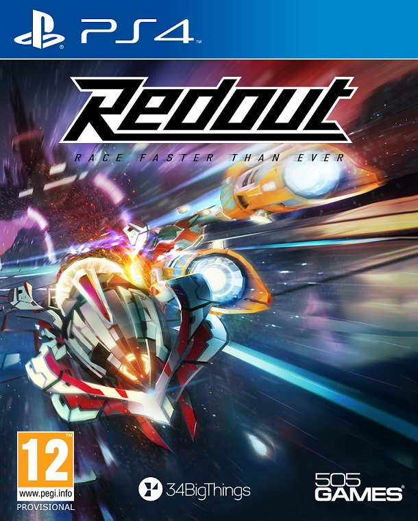 PS4 - RedOut