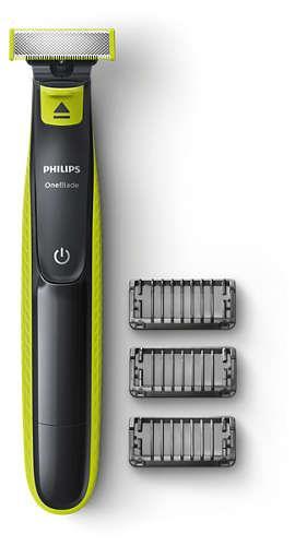 Philips QP2520/20 OneBlade hybridní zastřihovač vousů