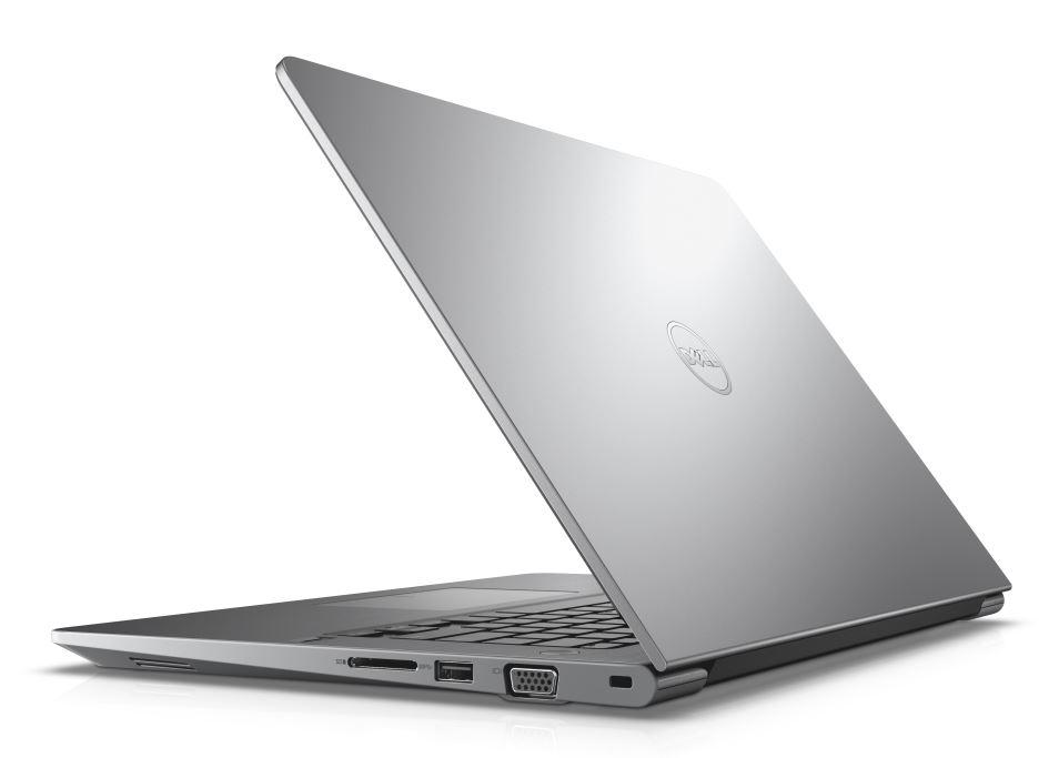 """Dell Vostro 5468 14"""" HD i5-7200U/8GB/256GB SSD/940MX-4GB/MCR/FPR/VGA/HDMI/W10P/3RNBD/Stříbrný"""