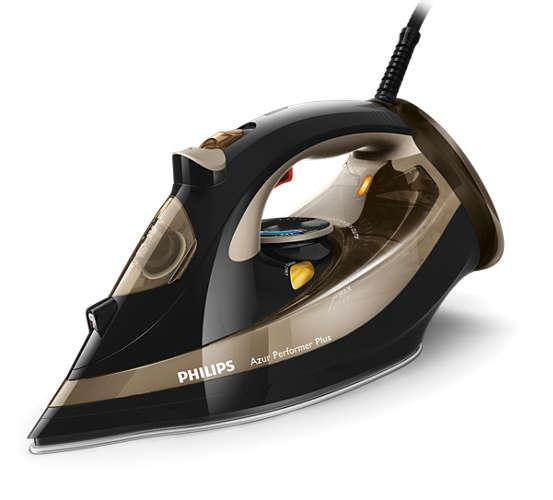 Iron Philips GC4527/00 Azur Performer Plus | black-gold