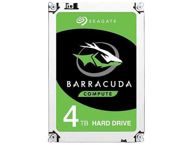 Seagate Barracuda 7200 4TB 3.5'' HDD, SATA3, 7200RPM, 64MB cache