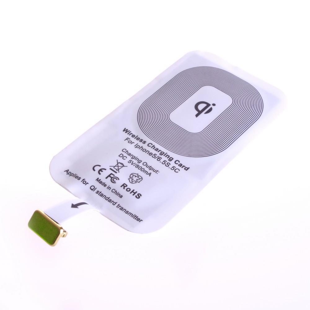 PowerNeed Sunen nabíjecí podložka pro bezdrátové nabíjení, bílá