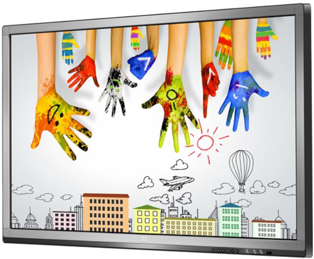 "Avtek interaktivní displej Touchscreen 65 Pro2 (LED,65"",Full HD,10-bodový dotyk)"