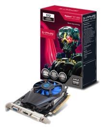 Sapphire Radeon R7 250, 2GB DDR3 (128 Bit), HDMI, DVI, VGA, 512SP Edition, BULK