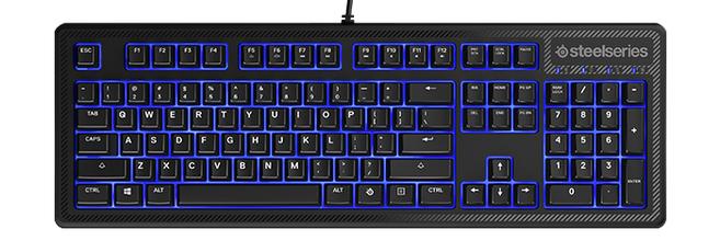 Gaming keyboard SteelSeries Apex 100