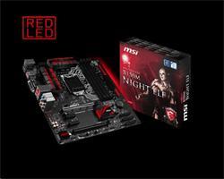 MSI B150M NIGHT ELF/Socket 1151/DDR4/USB3/DVI/HDMI/Intel i219V/uATX