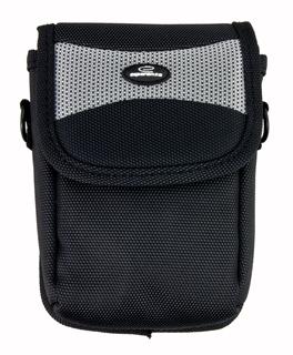 Esperanza ET156 Pouzdro pro kompaktní fotoaparát, černo-stříbrné