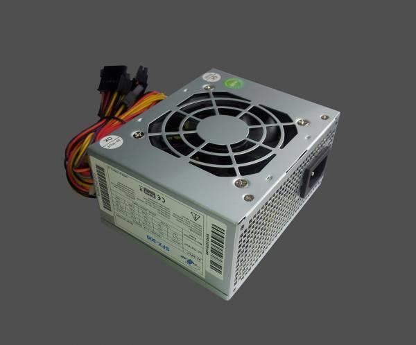 Zdroj Eurocase SFX-350W, APFC, 80+,8cm ventilátor (125x63,5x100mm), bulk