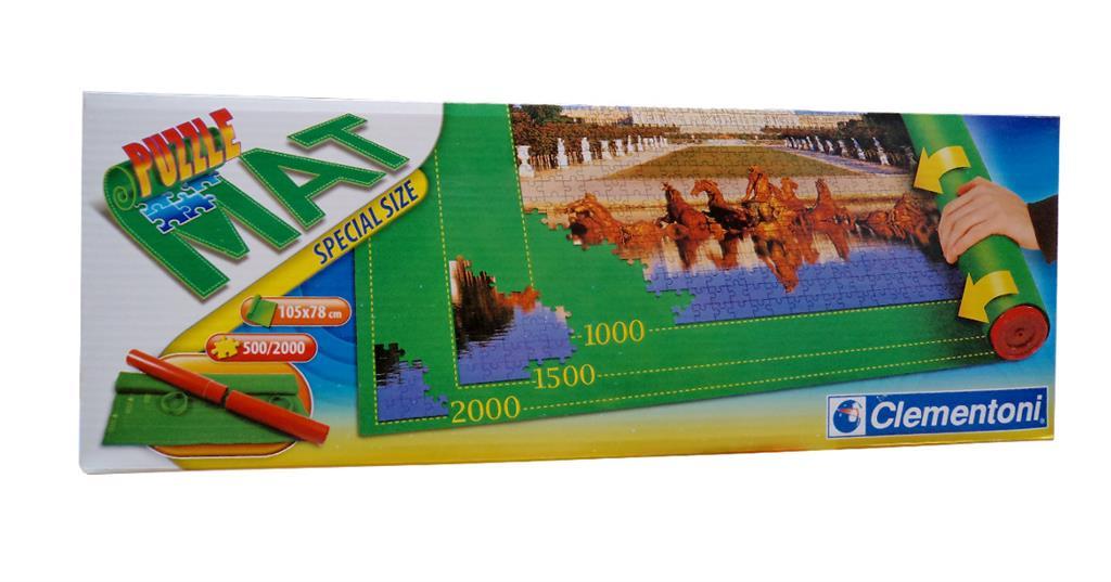 CLEMENTONI Puzzle mat - 1000, 1500, 2000 el.