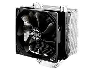 Coolermaster chladič Hyper 412S ,skt. 2011/1155/1156/1366/775/AM2/AM3/FM1.silent 900-1300rpm