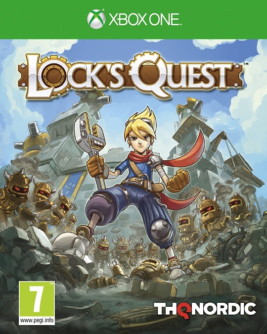 XBOX ONE - Locks Quest