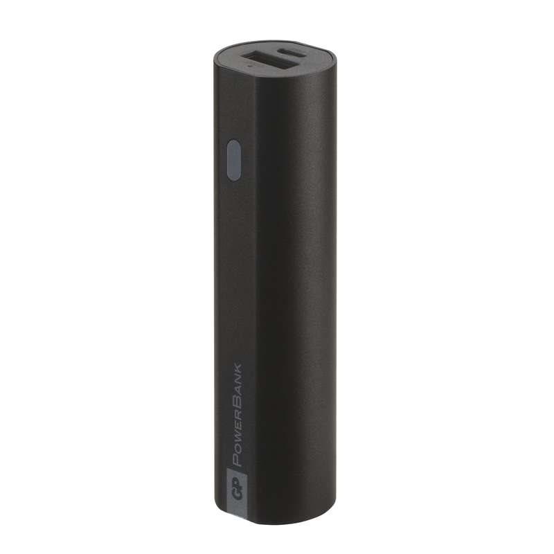 GP PowerBank FN03M, záložní zdroj 3000 mAh, černá