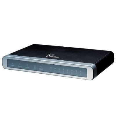 Grandstream Analog Gateways GXW4104 [4xFXO pro připojení linky PSTN, LAN, WAN - bridge only]