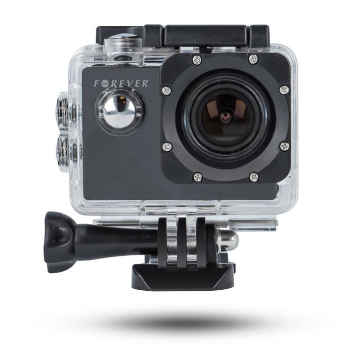 Forever sportovní kamera SC-200,Full HD+kamera do auta zdarma