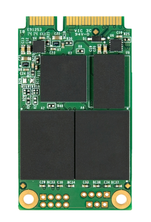 TRANSCEND MSA510 8GB SSD disk mSATA, SATA III (SuperMLC)