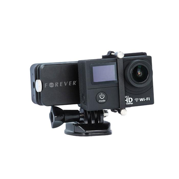 Forever stabilizační držák pro sportovní kamery CG-100 - 1 osa