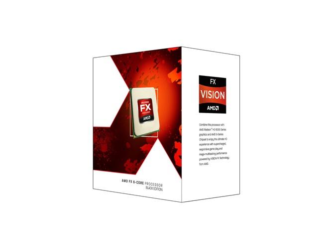 CPU AMD FX 6-Core FX-6100 3.3GHz 14MB cache 95W socket AM3+, BOX