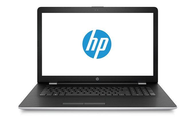 """HP 17-ak026nc/AMD A9-9400/8GB/128GB SSD + 1TB/AMD Radeon 530 2GB/17,3"""" FHD/Win 10/stříbrný"""