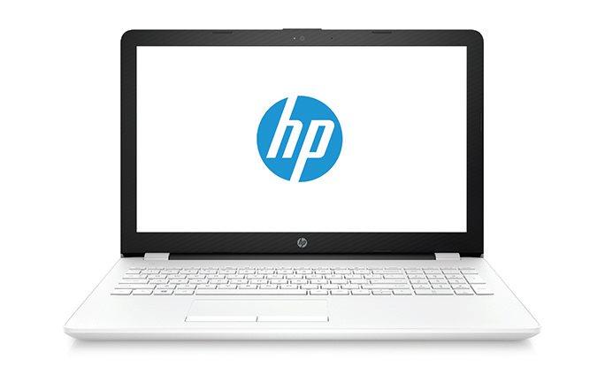 HP 15-bw051nc, A6-9220 DUAL, 15.6 HD ANTIGLARE, 4GB DDR4 1DM, 128GB SSD, DVD-RW, W10, SNOW WHITE DF - HD CAMERA