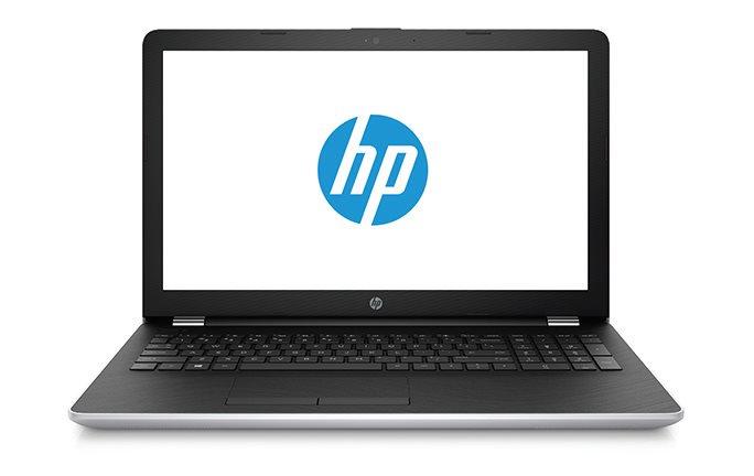 """HP 15-bw044nc/AMD A12-9720P/8GB/128GB SSD + 1TB/AMD Radeon 530 2GB/15,6"""" FHD/Win 10/stříbrný"""