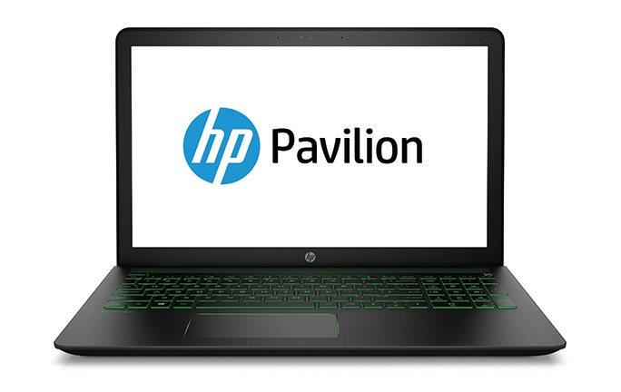 "HP Power Pavilion 15-cb004nc/Intel i5-7300HQ/8GB/128GB SSD M.2 + 1TB/GF GTX 1050 4GB/15,6"" FHD/Win 10/černá"