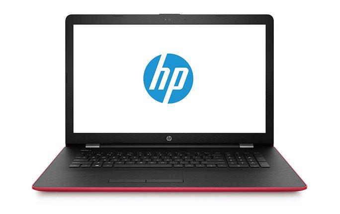 "NTB HP 17-ak040nc 17.3"" AG SVA HD+ WLED,AMD A6-9220 dual,8GB,1TB/5400,DVDRW,UMA,TPM,Win10 - red"