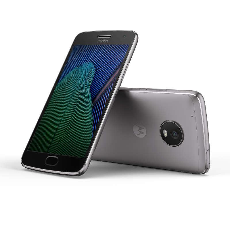 "Motorola Moto G Plus 5.generace Dual SIM/5,2"" IPS/1920x1080/Octa-Core/2,0GHz/3GB/32GB/12Mpx/LTE/Android 7.0/Grey"