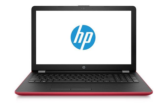 "NTB HP 15-bw052nc 15.6"" AG SVA HD WLED,AMD A9-9420 dual,8GB,1TB/5400,DVDRW,UMA,TPM,Win10 - red"