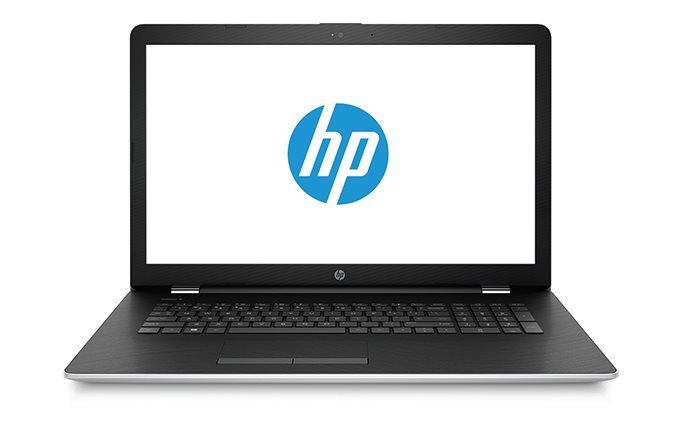 "NTB HP 17-ak037nc 17.3"" AG SVA FHD WLED,AMD A12-9720p quad,8GB,1TB/5400,DVDRW,Rad 530/4GB,TPM,Win10 - silver"
