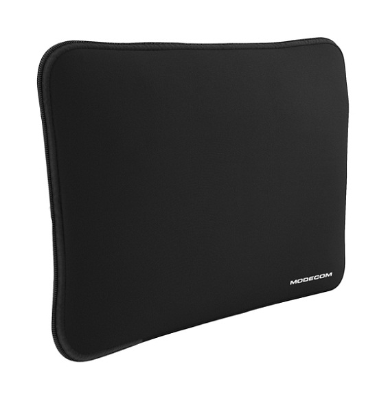 """Modecom neoprenový obal BROOKLYN S1 na notebooky velikosti 14"""" - 16"""", černý"""