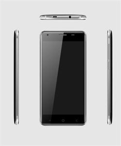 "Accent NEON LITE černý, 5"" HD IPS 2.5D, Quad-core 1,3GHz, Android 6.0, 16GB ROM+2GB RAM,5+8MP Camera, 2000mAh, LTE"