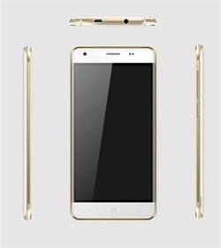 "Accent NEON LITE bílý, 5"" HD IPS 2.5D, Quad-core 1,3GHz, Android 6.0, 16GB ROM+2GB RAM,5+8MP Camera, 2000mAh, LTE"