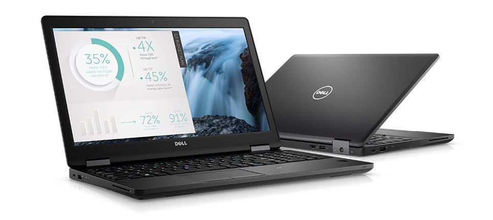 "DELL Latitude 5580/i5-7300/8GB/128GB SSD/Intel HD 620/15.6"" FHD/Win 10Pro/Black"