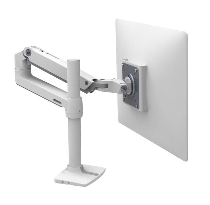 """ERGOTRON LX Desk Mount LCD Arm, Tall Pole, stolní rameno až 32"""" LCD,bílé"""