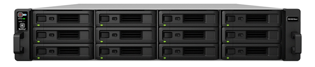 Synology RS18016xs+ Rack Station